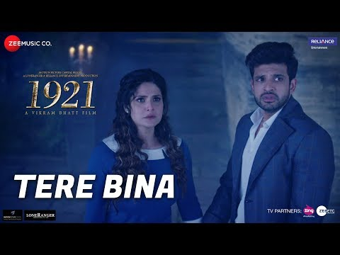 Video Tere Bina | 1921 |Zareen Khan & Karan Kundrra|Arijit Singh & Aakanksha Sharma|Asad Khan|Vikram Bhatt download in MP3, 3GP, MP4, WEBM, AVI, FLV January 2017