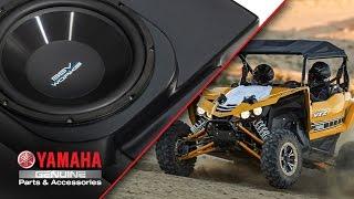 9. Yamaha YXZ1000R Audio Accessories