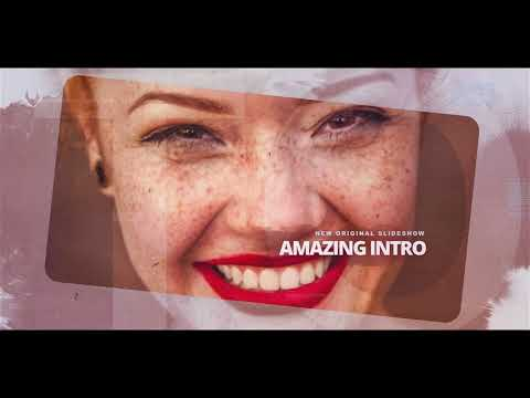 Awesome Inks Slideshow  After Effects Templates