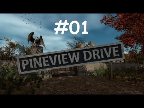 PINEVIEW DRIVE #01 Tag 1: Willkommen Im XXX...XXL Haus [LET'S PLAY] [GERMAN] [HD]
