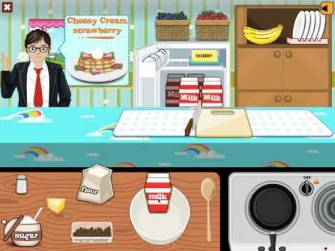 Video of Pancake Rush
