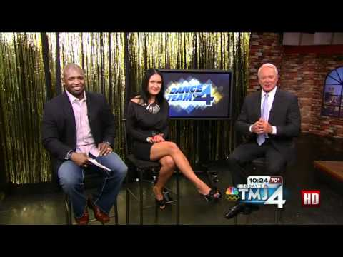 Former Packer Ahman Green, dance expert review Driver's performances on DWTS