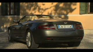 Aston Martin DB 9 - Dream Cars