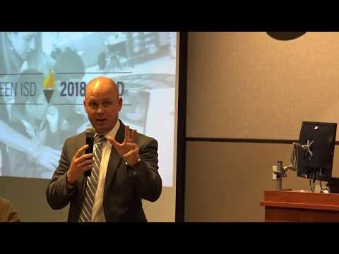 Killeen Independent School Board bond 2018 - part 1