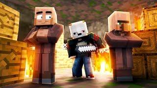 ERKENNST DU DEN FAKE? (Minecraft Trolling)