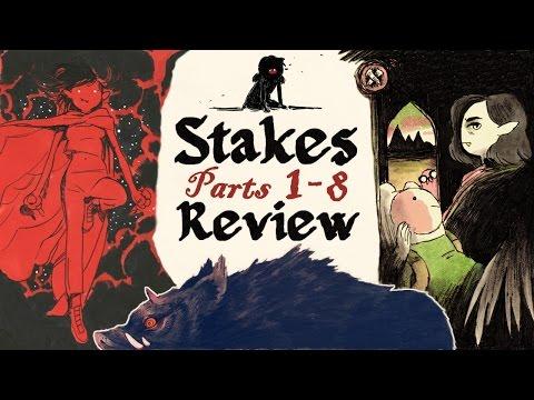 Stakes Miniseries Megareview (Adventure Time S7E6–13)