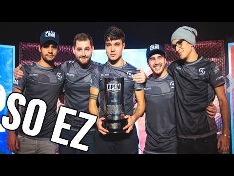 How SK Really Plays CS:GO (видео)