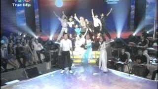 Cap doi hoan hao 2011 - Doan Trang va Tran Thanh (clip 2) - Chung ket cap doi hoan hao tuan 8 chu nh