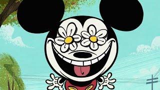 A Flower For Minnie   A Mickey Mouse Cartoon   Disney Shorts