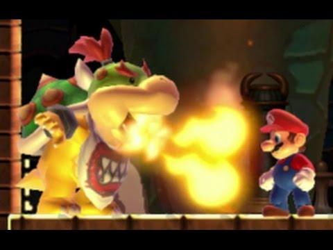 Super Mario Maker - Super Expert 100 Mario Challenge #73 (видео)