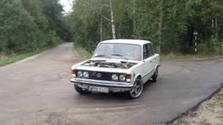 Fiat 125 z silnikiem od Mercedesa 2.0 kompressor!