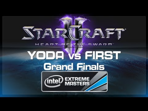 [IEM CeBIT 13 - Playoffs] YoDa vs First