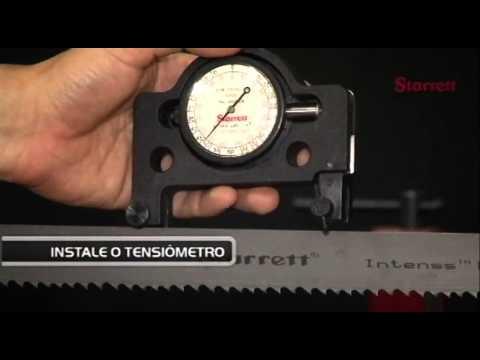 sierra de sinta sin fin - Aprenda cómo instalar correctamente y con seguridad una hoja de sierra de cinta sin fin en una máquina de corte sin fin. Para más información visitanos en ww...
