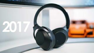 Video BEST HEADPHONES OF 2017! - Best Noise Cancelling Cans! MP3, 3GP, MP4, WEBM, AVI, FLV Juli 2018