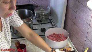 Recepty.sk: Lasagne