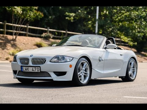 2008 BMW Z4 3.0si review – In 3 minutes you'll be an expert on the BMW Z4