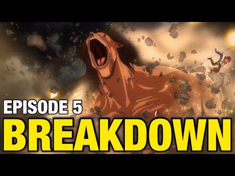 DECLARATION OF WAR!! | Attack on Titan Season 4 Episode 5 Breakdown