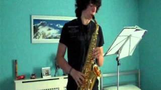 Download Lagu It Don't Mean a Thing (Duke Ellington) cover on Alto Saxophone! Mp3