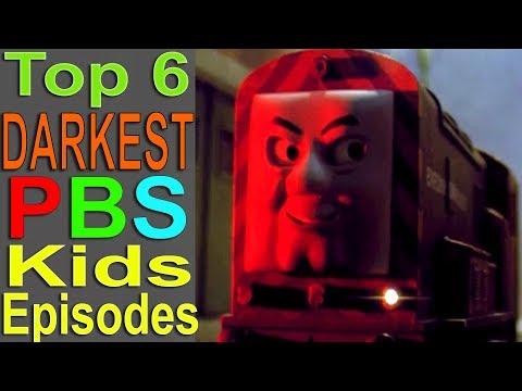 Top 6 Darkest PBS Kids Show Episodes