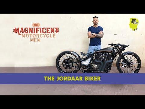 Video The Jordaar Biker | Rajputana Customs | 101 Magnificent Motorcycle Men | Unique Stories From India download in MP3, 3GP, MP4, WEBM, AVI, FLV January 2017