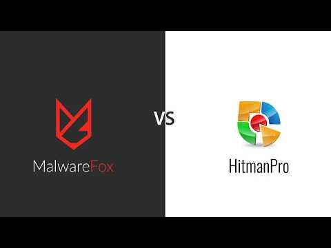 MalwareFox vs HitmanPro