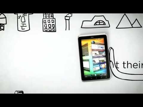 HTC Flyer  – HTC Tablet