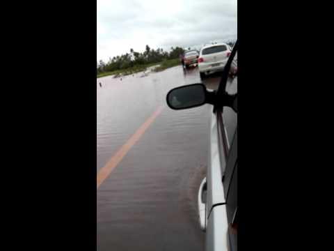 2016 começou com muita chuva em Itamarati