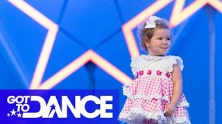 Got to Dance 4: Little Dolly Daydream Audition