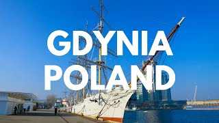 Gdynia Poland  City new picture : Gdynia: My Trip to The Beautiful Port City of Poland