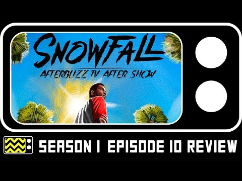 Snowfall Season 1 Episode 10 Review & AfterShow | AfterBuzz TV