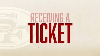 49ers Account Manager Ticketing Tutorial