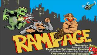 Rampage (Amiga Emulated) by ILLSeaBass