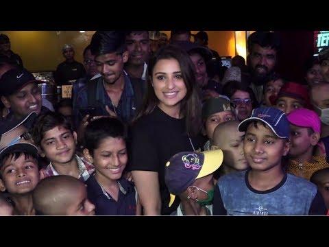 Parineeti Chopra Host Screening Of Golmaal Again For Tata Memorial Hospital Kids