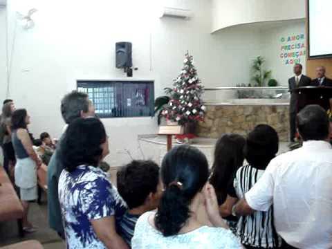 Pregando em São José dos Campos - Sp - Givaldo M Tenorio.