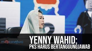 Video Mata Najwa Part 7 - Drama Orang Kedua: Yenny Wahid: PKS Harus Bertanggungjawab MP3, 3GP, MP4, WEBM, AVI, FLV Agustus 2018