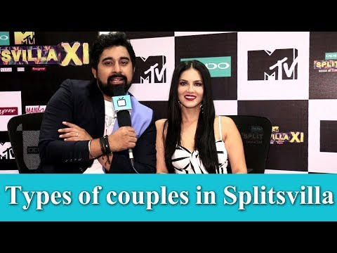 Rannvijay & Sunny revels different types of couple