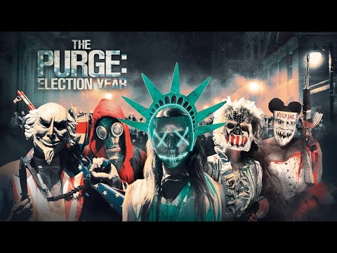 The Purge: Election Year (International TV Spot)