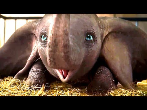 DUMBO Full Movie Trailer (2019)