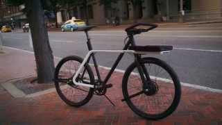 A bicicleta urbana DENNY