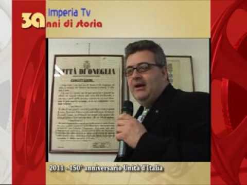 30 ANNI DI STORIA IMPERIA TV : FESTA UNITA' D' ITALIA