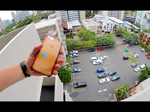 I DROPPED MY IPHONE 11 STORIES! (Hawaii part 3)