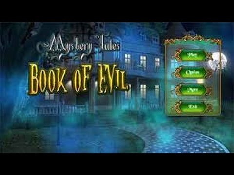 Mystery Tales The Book Of Evil - Walkthrough