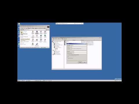 Windows 2000 Server Creating and Managing Users