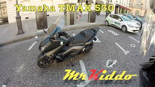 9. Test Riding the Yamaha TMax 530 - The Ultimate Scooter?