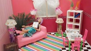 Video Barbie Ev Dekoru Yapımı | Oyuncak Butiğim MP3, 3GP, MP4, WEBM, AVI, FLV November 2017