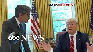 Video EXCLUSIVE: Trump cites Nixon, says he 'was never going to fire Mueller' MP3, 3GP, MP4, WEBM, AVI, FLV Juni 2019