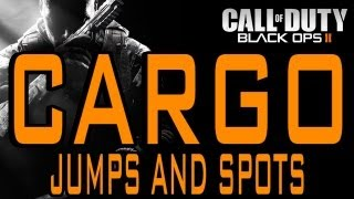 BO2 Jumps and Spots - Cargo (Black Ops 2)