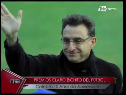 Premios Claro Bichito del Fútbol Celebra 10 años de aniversario