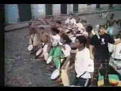 Piores Clipes do Mundo – Michael Jackson e Olodum