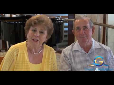Tom and Joyce Grand Celebration Cruise Testimonial